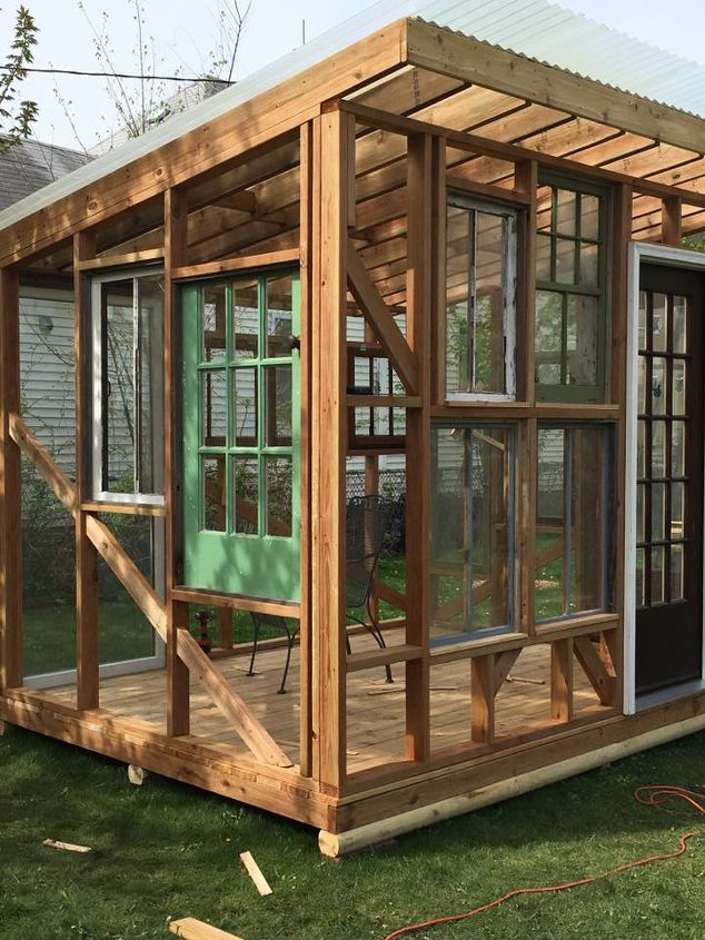 diy actually shed with backyard can your free plans ideas tutorials that by sheds in detailed you build step