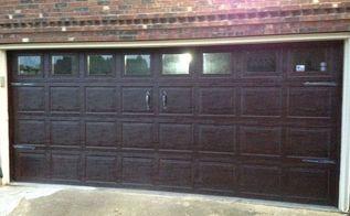 garage door update, doors, garage doors, garages