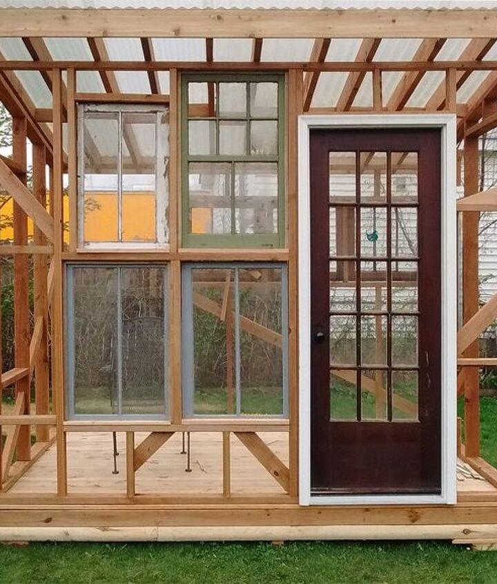 framing windows and door