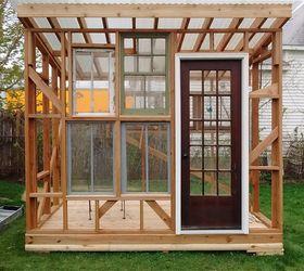 Diy Shed Door With Window Ideas