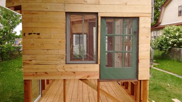 she shed, diy, outdoor furniture, outdoor living, woodworking projects
