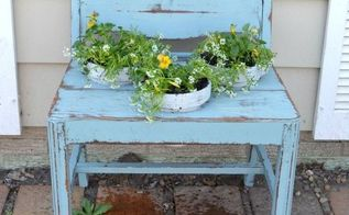 upcycled planter tutorial, crafts, gardening, how to