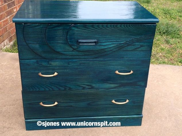 Beat Up To Beauty With Unicorn Spit Spitchallenge Creativejuice How Painted Furniture