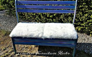 fun and fabulous fun with unicorn spit, chalk paint, outdoor furniture, painting
