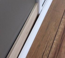 Delicieux Q Door Floor Trim Help, Cosmetic Changes, Doors, Flooring, Home Improvement