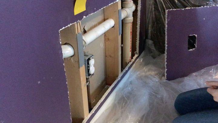 indoor drywall repair, diy, home maintenance repairs, wall decor