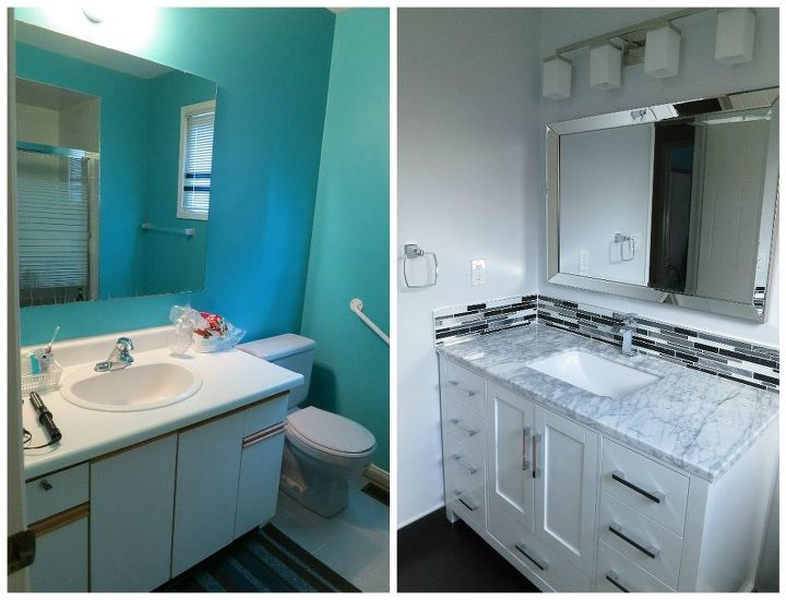 Copy this clever hack to get more storage space in your - Maximize space in small bathroom ...