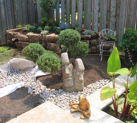 Low Maintenance Gardening Part 2 Rock Garden, Gardening, How To, Landscape,  Outdoor