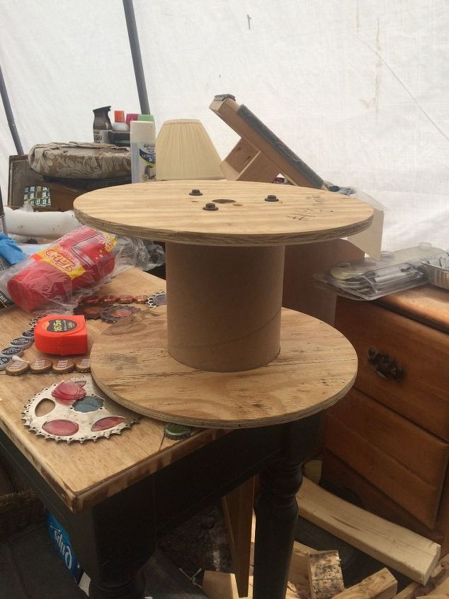 q someone help , repurpose building materials, repurposing upcycling, 13 5 x 8 inches tall