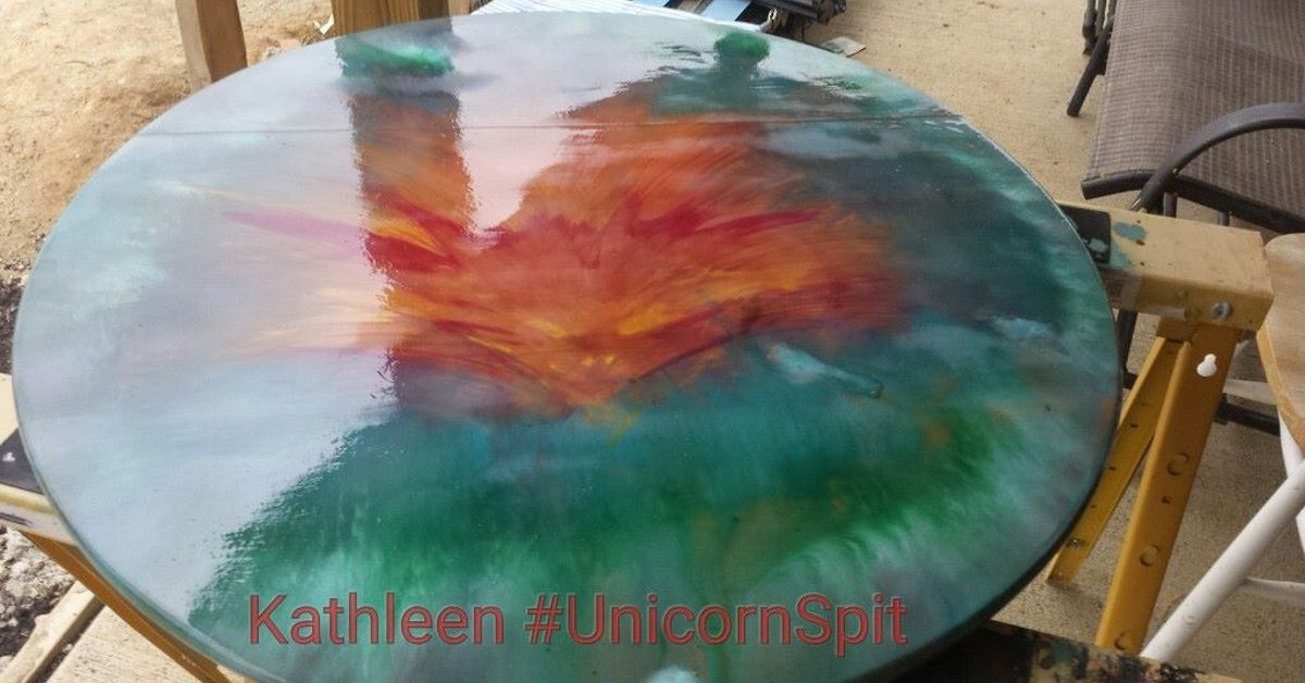Making The Old Table Shine Again Hometalk