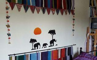 elephants on parade, wall decor