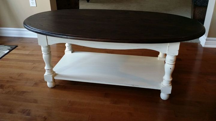 Goodwill Coffee Table Hometalk