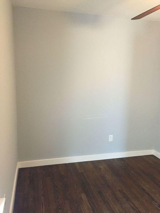 diy fabric covered wall, reupholster, wall decor