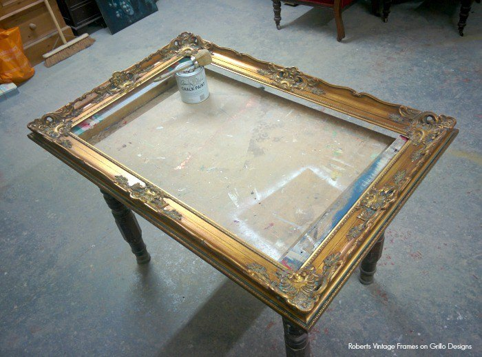 a chalk painting tutorial with tips and tricks by lara roberts, chalk paint, diy, how to, painted furniture