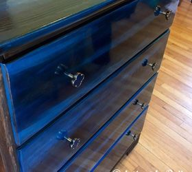 Hand Me Down Dresser Into Work Of Art Using Unicorn Spit, Painted Furniture