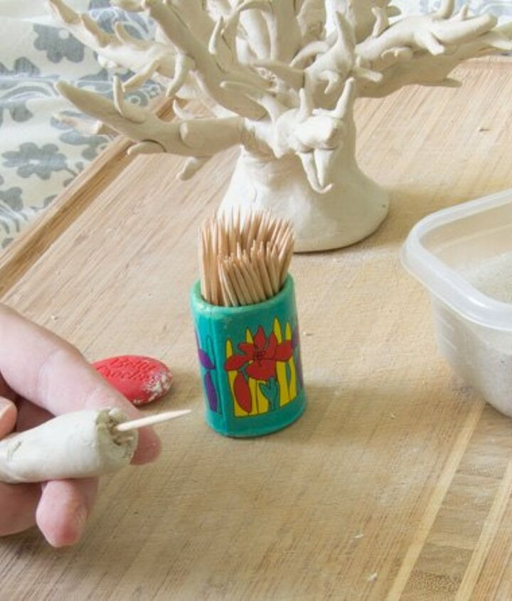 how to diy faux coral , crafts, how to