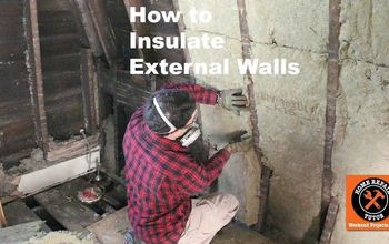 How to Insulate External Walls (and Decrease Utility Bills)