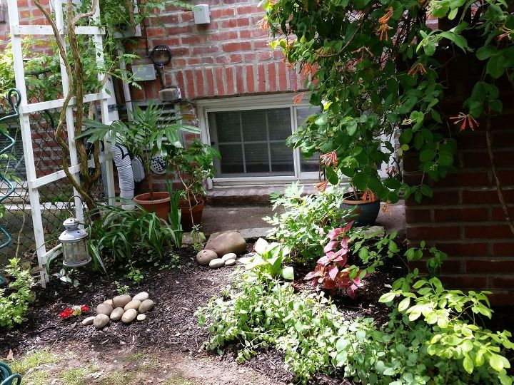 turn a meh corner garden corner into a wow in 6 easy steps, gardening, landscape, Why did I wait so long I LOVE my new corner