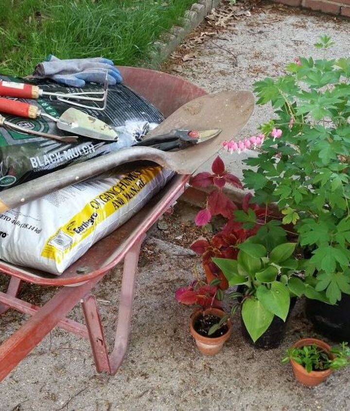 Tools & materials you'll need for the project