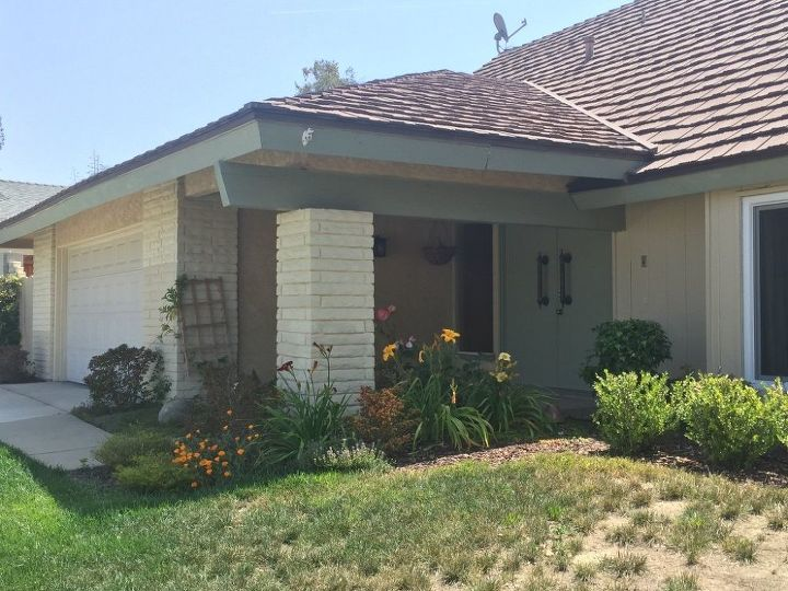 q need ideas to boost curb appeal besides replacing the dead grass , curb appeal, lawn care