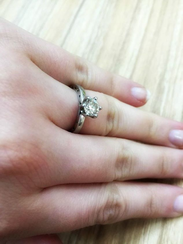 diamond ring cleaner, cleaning tips, how to