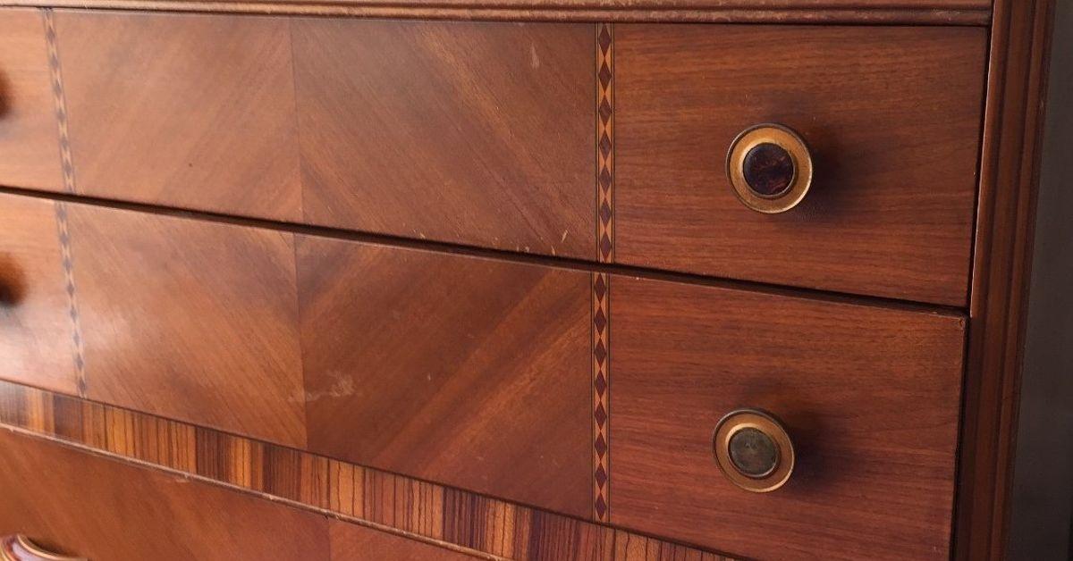 . Best way to clean  strip  and preserve veneer wood   Hometalk