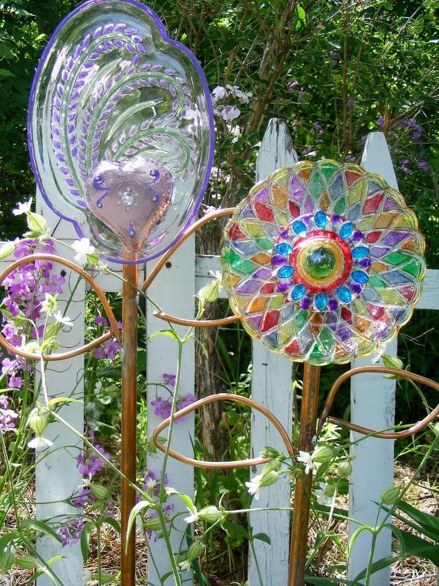 More Garden Flower Art.... | Hometalk
