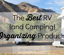 the best rv and camping organizing products, organizing