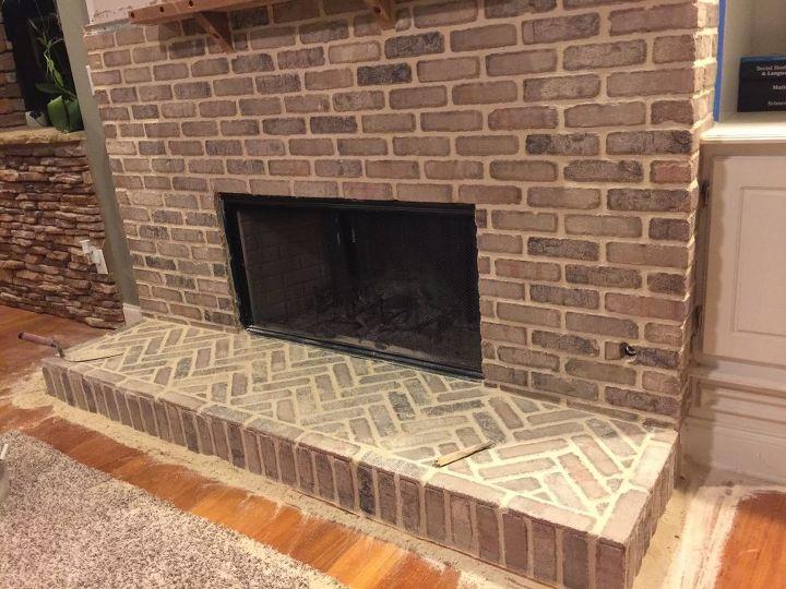 Brick part done!