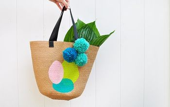 Create a SUMMER Tote Without the Big Bucks!