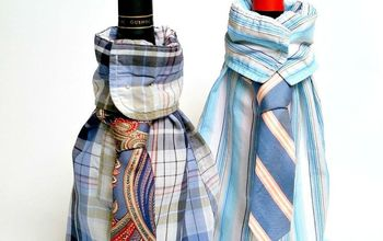 Dress Shirt & Tie Wine/Liquor Bottle Gift Bags