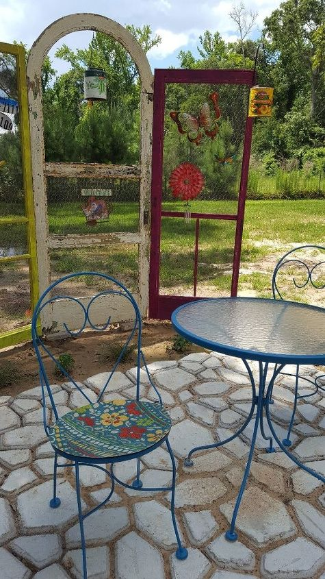 my secret garden tea room , outdoor furniture, outdoor living