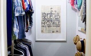 master closet makeover, closet, organizing