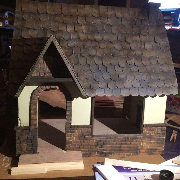 My Sugarplum Dollhouse Cottage Tour | Hometalk
