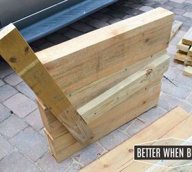 Beau Diy Outdoor Sofa, Diy, Outdoor Furniture, Woodworking Projects