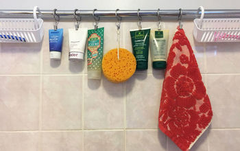 Get Instant Shower Storage for Less Than $20