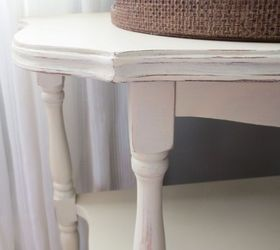 How To Paint Distress Furniture With Milk Paint, Painted Furniture