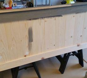 diy queen headboard for 35 bedroom ideas painted furniture & DIY Queen Headboard for $35   Hometalk