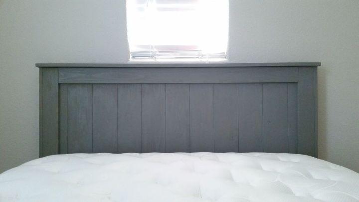 Pleasant Diy Queen Headboard For 35 Hometalk Home Interior And Landscaping Fragforummapetitesourisinfo