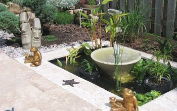 Add Some 'Zen' to Your Back Garden With a Water Feature