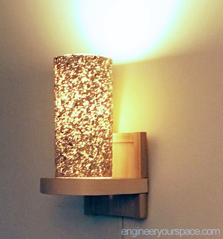 Captivating Home Lighting Ideas: Small Living Room Lighting Ideas: How To Make A Wall Lamp