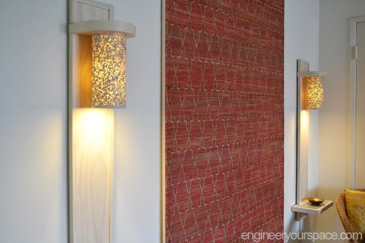 Small living room lighting ideas how to make a wall lampsconce small living room lighting ideas how to make a wall lamp sconce home decor aloadofball Images