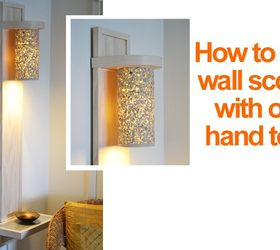 Small Living Room Lighting Ideas How To Make A Wall Lamp Sconce, Home Decor,