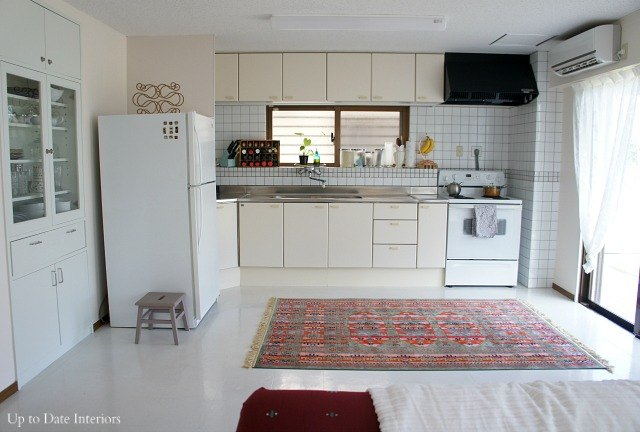 renter friendly cabinet makeover, kitchen cabinets, kitchen design, painting