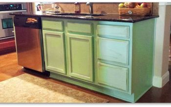 Color Your ISLAND (kitchen Island That Is)