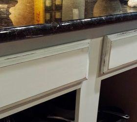 Antiqued Kitchen Cabinets, Kitchen Cabinets, Kitchen Design, Painting