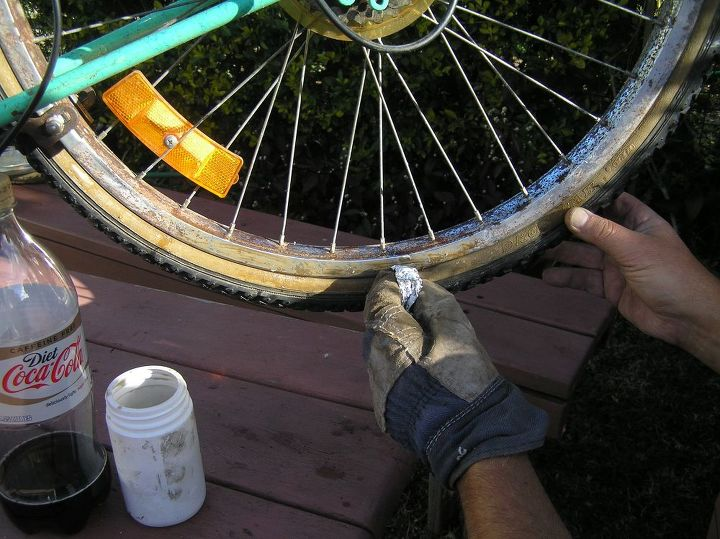 How To Clean Rust Off Metal >> Cleaning Rust Off Metal Hometalk