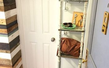 Organize Your Entryway in a Day With a Corner Unit