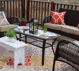 Summer Decorating Ideas For Your Deck, Decks, Home Decor, Outdoor Living,  Seasonal