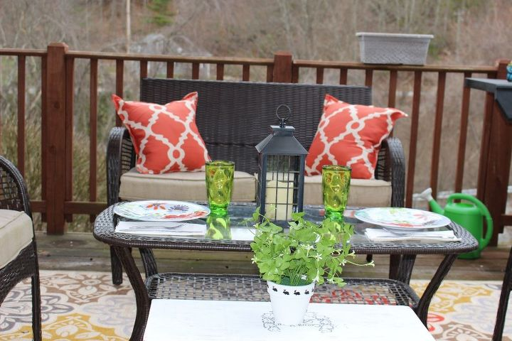 Summer Decorating Ideas For Your Deck | Hometalk